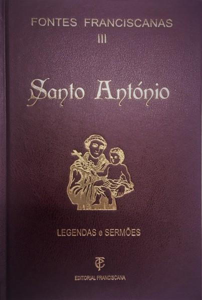 Fontes Franciscanas III - Santo Antonio- Novo