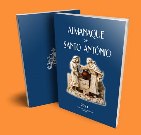 Almanaque Santo António 2021