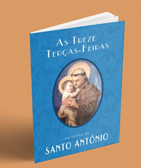 TREZE TERÇAS FEIRAS EMHONRA DE SANTO ANTONIO